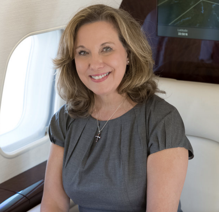 Amanda Rogers, CFO at Amjet Aviation