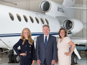 Amjet Aviation Sales Team